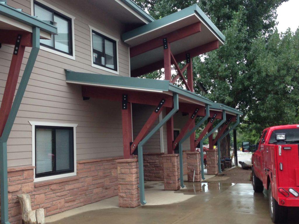 D2C Architects Denver Lyons Fire