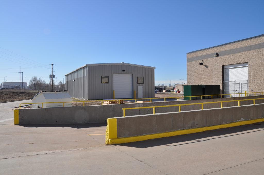 D2C Architects Denver Metro Wastewater