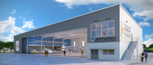 D2C Architects Denver Wings Over Rockies