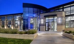 The Northglenn Justice Center completed by D2C Architects