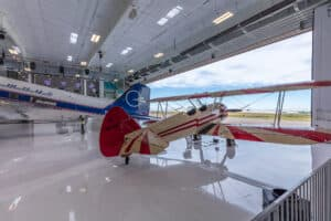 Wings Over the Rockies Blue Sky Gallery designed by D2C Architects featured in a Fox 31 Denver news article